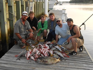 Gulf Stream Fishing Myrtle Beach