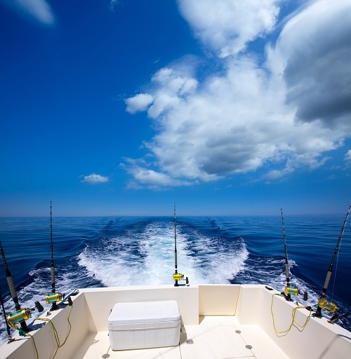 private charter fishing